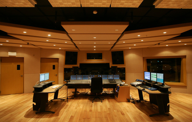 audio production schools